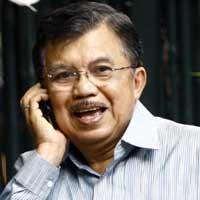 JK Terima Telpon SBY Mendengar Kabar Kemenangan SBY-Boediono