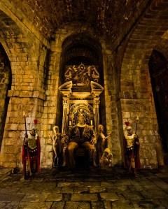 Raja Darmadurjana Satria Berlaga Yehuda