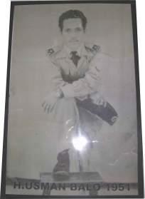H. Usman Balo